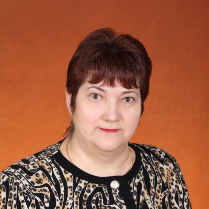 Бодорина Ольга Александровна
