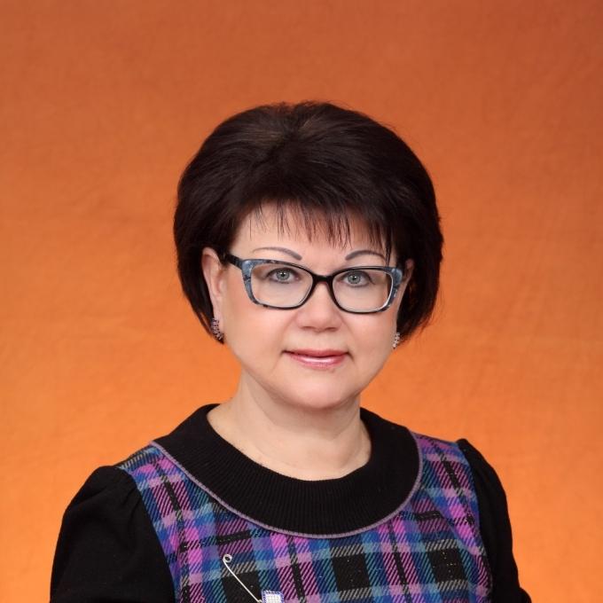 Баракова Вера Владимировна